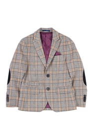Isaac Mizrahi Multi Check Heritage Blazer (Big Boy