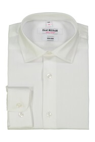 Isaac Mizrahi Solid Dress Shirt (Toddler