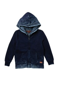 7 For All Mankind French Terry Hoodie (Little Boys