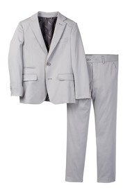Isaac Mizrahi 2-Piece Suit (Toddler & Little Boys)