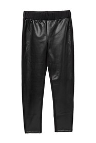 Splendid Faux Leather Leggings (Big Girls)