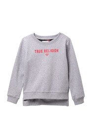 True Religion High-Low Pullover (Big Girls)