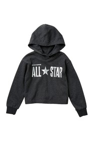 Converse Lurex French Terry Pullover (Big Girls)