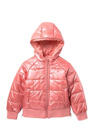 True Religion Quilted Jacket (Toddler & Little Gir