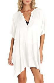 Billabong Seek and Find Cover-Up Tunic (Nordstrom