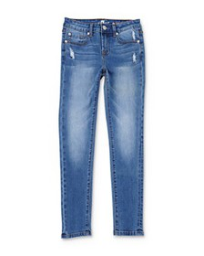 7 For All Mankind - Girls' Distressed Skinny Jeans