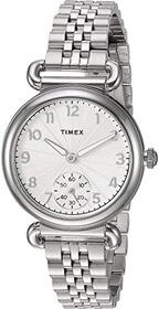 Timex 33 mm Model 23 3-Hand Sub-Second Dial