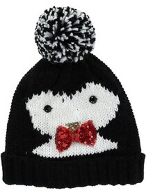 CTM® Novelty Holiday Cuff Beanie Hat (Women's)