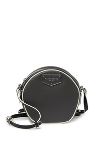 Marc Jacobs New Leather Circle Crossbody