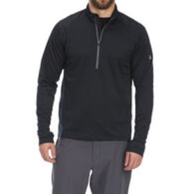 EMS Men's Techwick Midweight 1/4 Zip Base Layer To