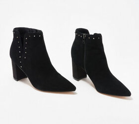 Marc Fisher Pointed-Toe Booties - Client - A371537