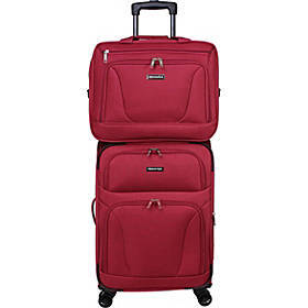 World Traveler Embarque 2 Piece Lightweight Carry-
