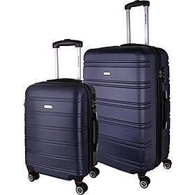 World Traveler Bristol II 2-Piece Hardside Spinner