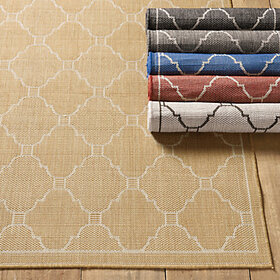 Geneve Indoor/Outdoor Rug - Select Colors
