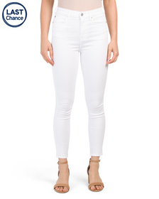 7 FOR ALL MANKIND High Waist Aubrey Skinny Jeans