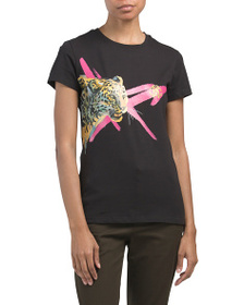 ROBERTO CAVALLI Made In Italy Tiger T-shirt