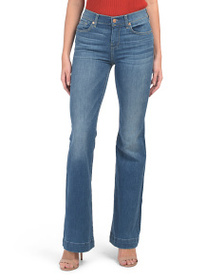7 FOR ALL MANKIND Dojo Wide Leg Jeans