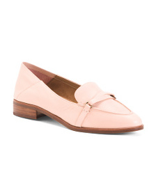 AEROSOLES Comfort Leather Loafers