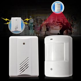 Home Security Wireless Driveway Alarm Infrared Ale