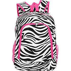 World Traveler Zebra 16