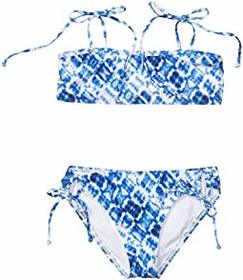 Splendid Littles Hidden Shores Bandeau/Tunnel Set
