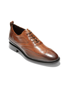 Cole Haan Men's Washington Grand Leather Wing-Tip