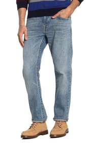True Religion Geno Relaxed Slim Fit Jeans