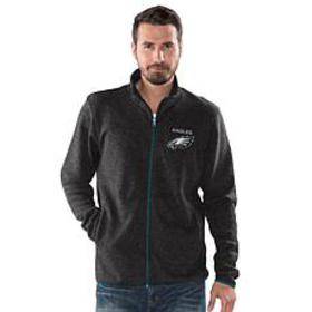 """As Is"" Officially Licensed NFL Sweater Fleece Ful"