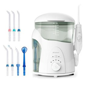 Water Flosser Dental Oral Irrigator 10 Pressure Se