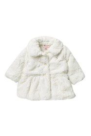 Juicy Couture Faux Fur Jacket (Baby Girls)