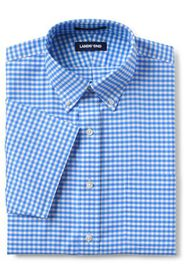 Lands End Men's Tall Traditional Fit Short Sleeve