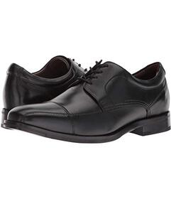 Johnston & Murphy Bartlett Casual Dress Cap Toe Ox