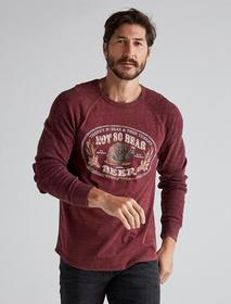 Lucky Brand Beer Bear Thermal