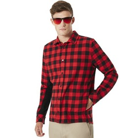 Oakley Oakley FS Flannel - RED LINE