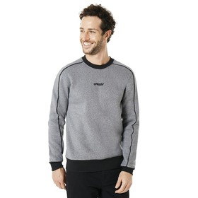 Oakley Crew Neck Fleece Piping Detail - Athletic H