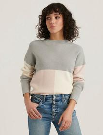 Lucky Brand Colorblock Pullover
