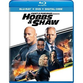 Fast & Furious Presents: Hobbs & Shaw (Blu