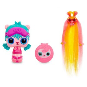 Pop Pop Hair Surprise 3-in-1 Pop Pets with Long Br