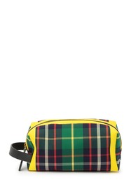 Burberry Plaid Washbag