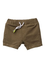 Burberry Twill Shorts (Baby Girls)