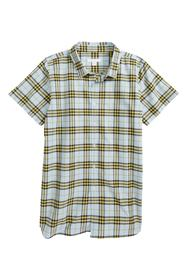 Burberry Lola Scribble Check Tunic (Little Girls &