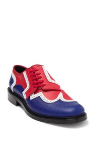 Burberry Beechwood Side Lace-Up Derby