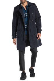 Burberry Kensington Double Breasted Coat