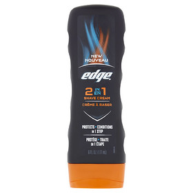 Edge 2 in 1 Shave Cream