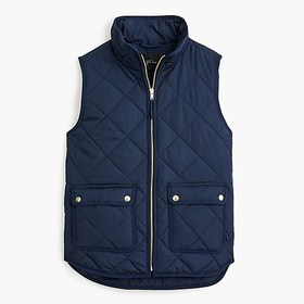 J. Crew Excursion vest in recycled poly with Prima