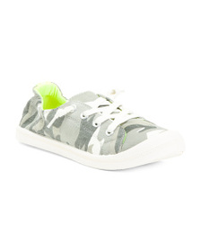 MADDEN GIRL Lace Up Sneakers