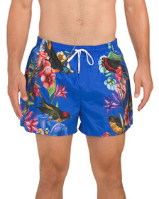 DSQUARED Made In Italy Luxury Swim Trunks