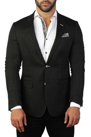 Maceoo Socrate Rebuilt Two Button Tailored Fit Sui