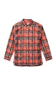 Burberry Deccie Scribble Check Shirt (Little Boys