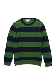 Burberry Max Stripe Print Sweater (Little Boys & B